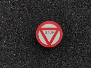 STOP Tafel alt, 0 / 0e