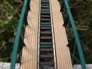 Eisenbahnbrücke H0, 8 Elemente, niedrig, eingleisig