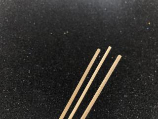 Kieferholzleiste 2,0 x 2,0 x 1000mm