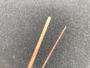 Mahagoniholzleiste 0,6 x 3,0 x 1000mm