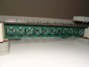 Eisenbahnbrücke mit Untergurt H0 / 10 Elemente,...