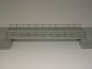 Eisenbahnbrücke aus Beton H0 / H0e , eingleisig