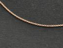 Kette (Gliedgröße ca. 0,92 x 1,11mm) 1m...