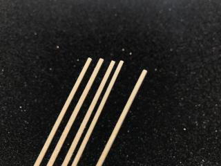 Lindenholzleiste 1,5 x1,5 x1000mm