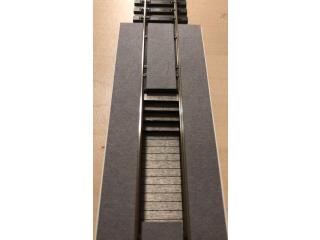 Putzgrube - Durchfahrtsstück - H0
