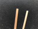 Kieferholzleiste 4,0 x 5,0 x 1000mm